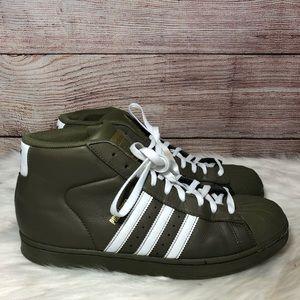 adidas Shoes - Adidas Pro Model Olive